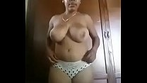 negra tetona se desnuda - panama