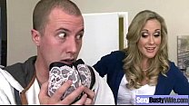 Busty Milf Wife (brandi love) Bang Hardcore In Front Of Camera movie-06