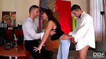Alysa Gap comes in for Audition and Gets Stuffed with Hard Cock!