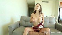 Yanks Charlotte Star Vibes Herself to Orgasm