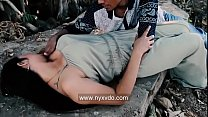 Desi Slut Gets Fucked In Jungle