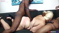 chubby pawg Jenna Foxx BBW rides big black cock