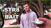 BAIT BUS - Cruising For Straight Bait In Miami, We Find Christian Wilde