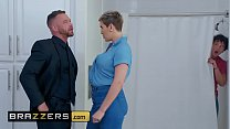 Milfs Like it Big - (Ryan Keely, Robby Echo) - Dickrupting Her Domestic Bliss - Brazzers