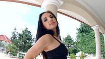 Messy creampie scene with Kristy Black by All Internal