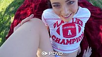 POVD - POV Sex in the park with Kylie Quinn