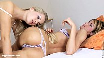 Carnal Coeds by Sapphic Erotica - lesbian love porn with Sally - Kandy