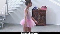 ExxxtraSmall - Tiny Ballerina (Cassidy Klein) Fucks Her Instructor!
