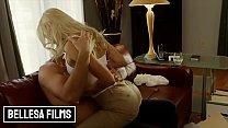 Blonde Babe (Kenna James) Gets Creampied By Her Boss (Stirling Cooper) - Bellesa