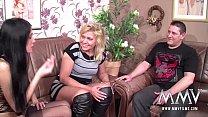 MMV FILMS Creampie for Mature German