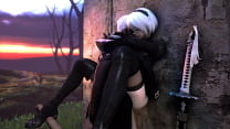 NieR 2B Sex Files Part Two [9S Edition]