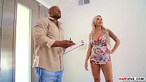 Cock Craving MILF Gets Assfucked By A Black Guy - Nina Elle and Prince Yahshua