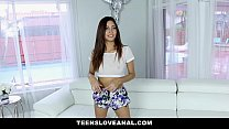 Teensloveanal - Hot Teen (Jade Jantzen) Gets Ass Stretched and Fucked