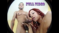 BANGBROS - Chyanne Jacobs Takes Castro's Big Black Dick In Her Ass Hole