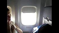 Masturbating on a Plane