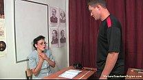 Russian mature teacher 13 - Kayla (history lesson)