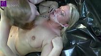 Unique, Kinky, extreme pervert! 2 Mega dirty sluts in action!