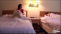 Step sister seduces her brother to play with her