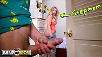 BANGBROS - Juan El Caballo Loco's Hot Stepmom Eva Notty Gives Him Some Lovin'