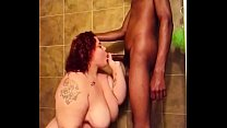 Queen Marie Gets Dicked Down In The Shower