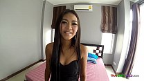 Big booty Thai girl is ready to be fucked hard