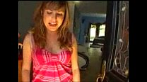 Amateur White Girl Creampied by Asian Guy
