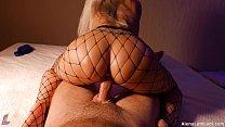 Hot MILF Suck Cock and Riding him - Alena LamLam