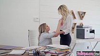 Mom Knows Best - (Britney Light , Kenzie Taylor) - Squeezing Her Stress Balls - Twistys