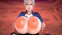 3D hentai big tit policewoman 01