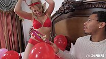 Zoey Monroe Celebrates Valentines Day with Sex