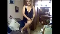 black braless microdress silver heelsS