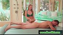 Hot girl sex and massage - Tommy Gunn & Jill Kassidy