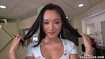 Alina Li wants that Nut