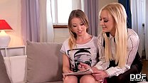 Hot Milf Amber Deen shares young student Vera Wonder with her horny hubby