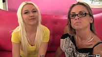 Stevie Shae is a hot blonde slut that got pimped on like a hoe by her own mother!!!