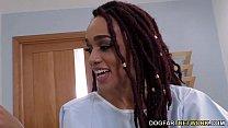 Ebony Julie Kay Gangbanged In Hospital