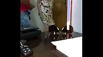Boss fucked her in office room