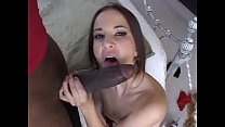 Young latin peacherino Cristina Agave can't miss the unique chance to taste huge dong of Sean Michaels