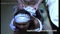 Filipina maid gets screwed by customer in Manila hotel  babes469.com