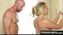 His first Nuru Massage 22