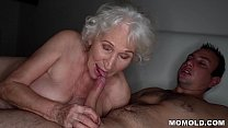 Be quiet, my husband's sleeping! - Best granny porn ever!