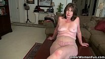 American moms in pantyhose part 9