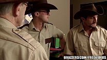 Brazzers - Simone double teamed by cops