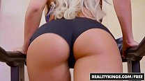 RealityKings - Monster Curves - Fucking On The Mill starring Logan Long and Luna Star