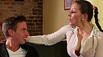 DON'T TOUCH MY WIFE AND MY DAUGHTER FILM WITH MAX FELICITAS AND VALENTINA ROSS