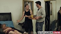 Tricky blonde (Nikki Delano) Cheats on her bf with Erik Everhar - Digital Playground