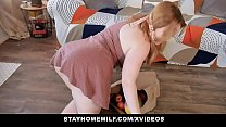 STAY HOME MILF -  Fucked  By Horny Roomie (Summer Hart)