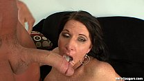 Hot Cougar Fucked Hard By A Big Dick