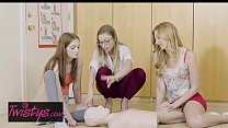 Mom Knows Best - (Alexa Grace, Britney Amber) - Cute Perky Raunchy CPR - Twistys