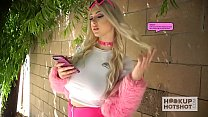 Young blonde Skylar Vox gets trash fucked by online date